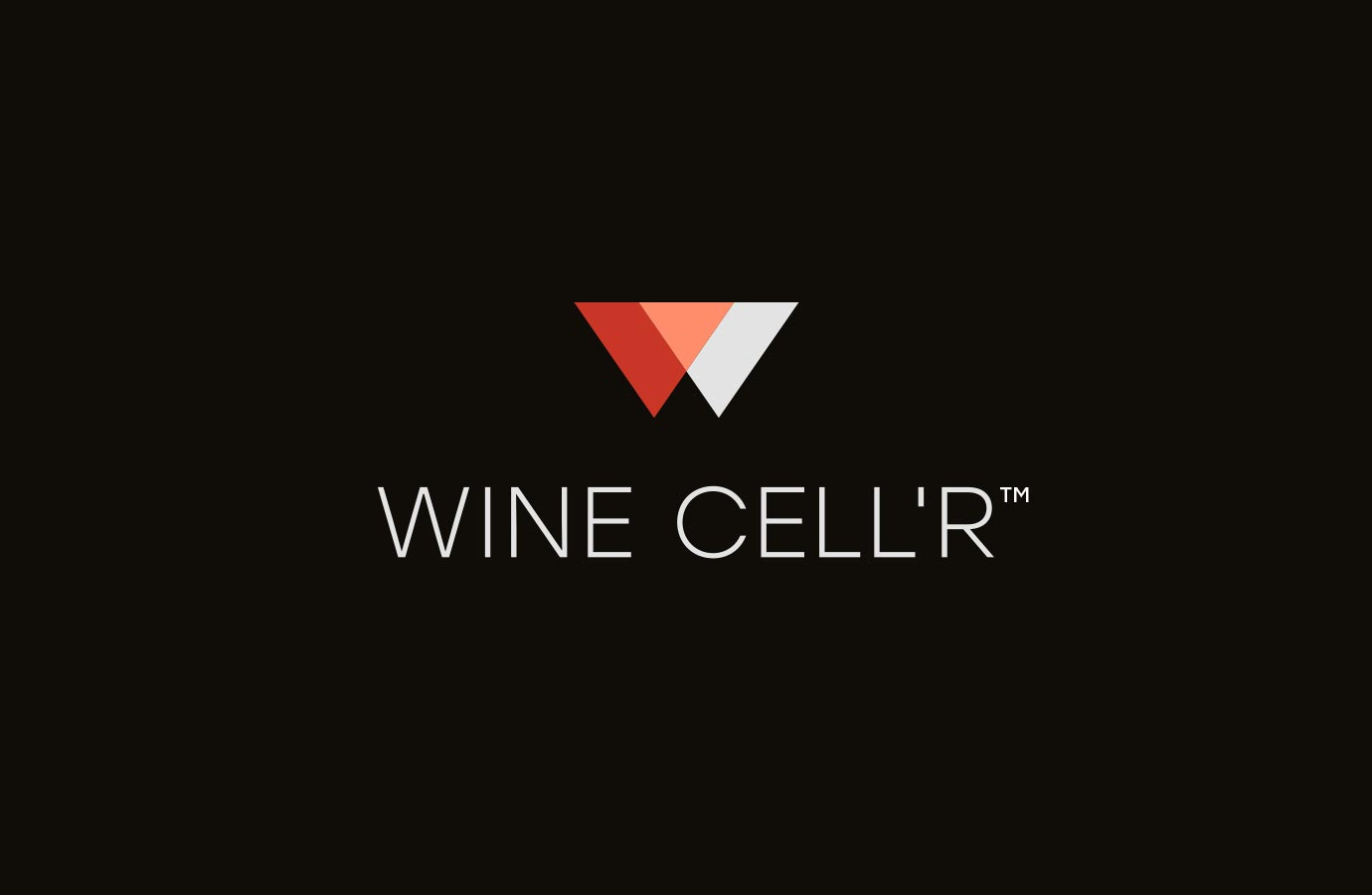 Identité visuelle Wine Cell'r